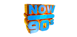 Now 90's Channel Logo